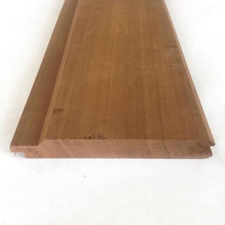 bardage bois rectifie peuplier