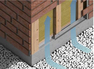 direct bardage mise en uvre d une fa ade ventil e avec. Black Bedroom Furniture Sets. Home Design Ideas